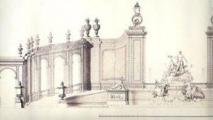 1744_zeichnung_neptunbrunnen